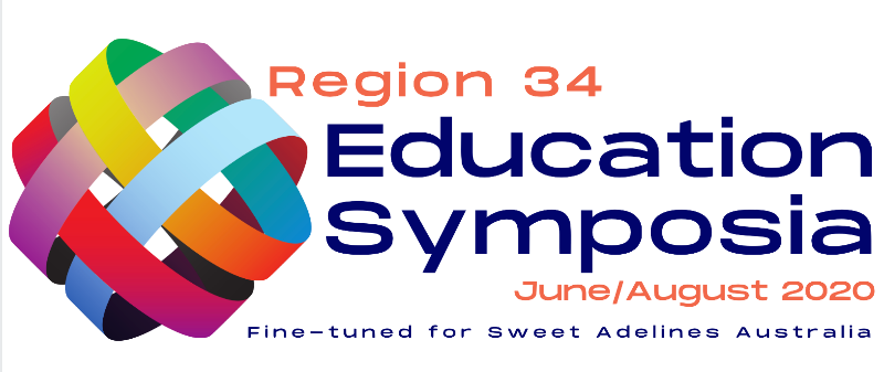 Save the Date - Sweet Adelines Australia Education Symposia